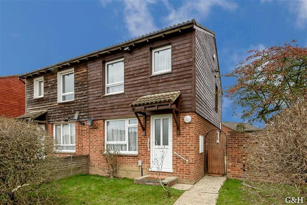 3 Bedrooms Semi Detached House for sale in Cypress Avenue, Ashford, Kent