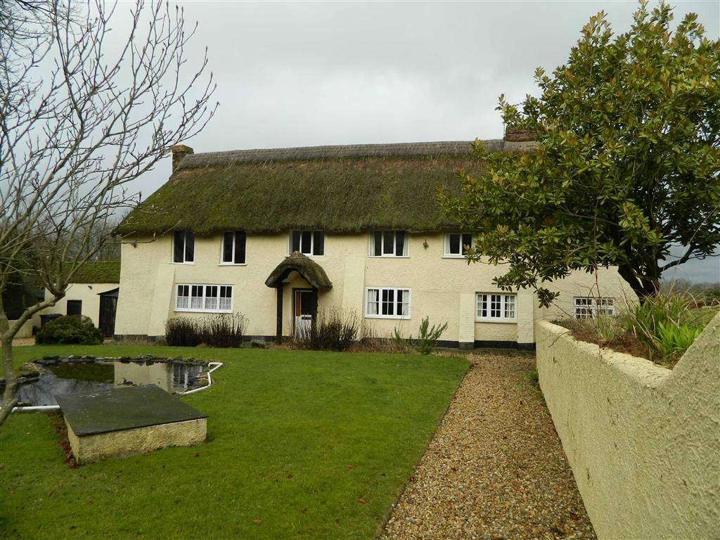 6 Bedrooms Detached House for sale in Plymtree, Cullompton, Devon, EX15
