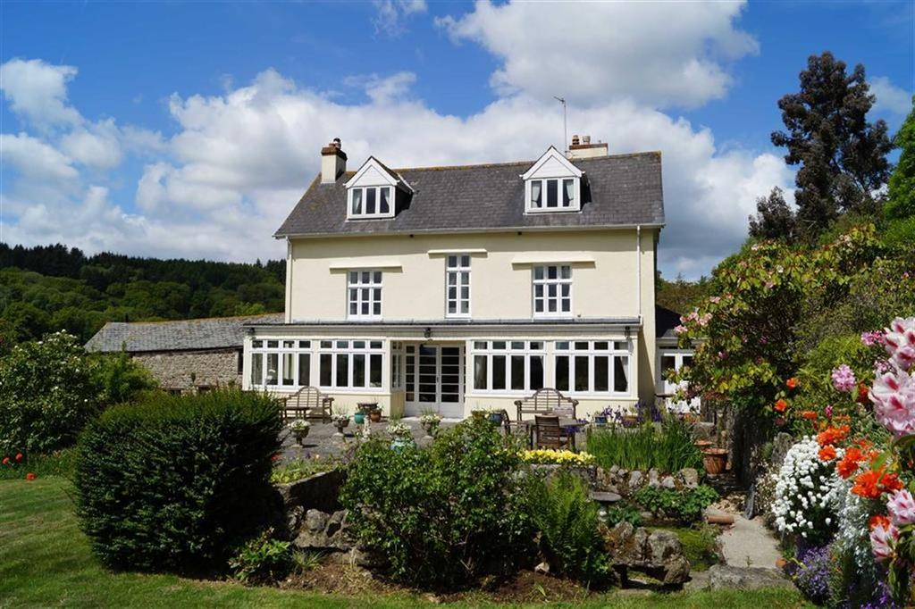 8 Bedrooms Detached House for sale in Moretonhampstead Road, Lustleigh, Devon, TQ13
