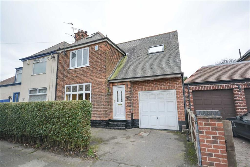 3 Bedrooms Semi Detached House for sale in Vernon Avenue, Wilford