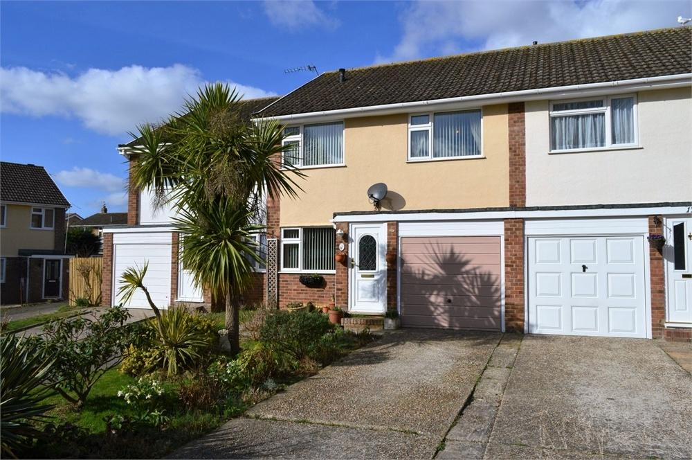 3 Bedrooms Terraced House for sale in Pegwell Close, HASTINGS