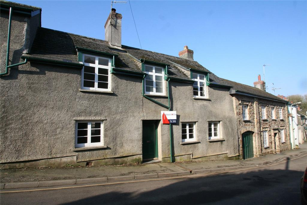 3 Bedrooms Terraced House for sale in Fore Street, Holbeton, Plymouth, PL8