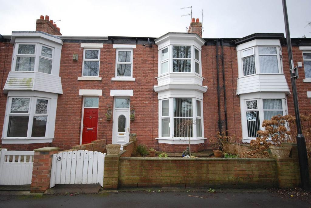 4 Bedrooms Terraced House for sale in Hunter Terrace, Grangetown