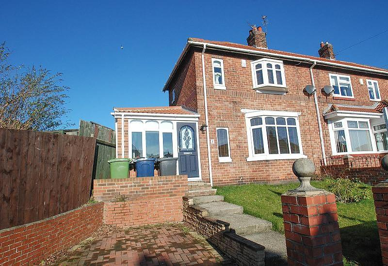 2 Bedrooms Terraced House for sale in Horsley Vale, South Shields