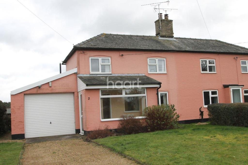 2 Bedrooms Cottage House for sale in Rougham Road, Bradfield St George