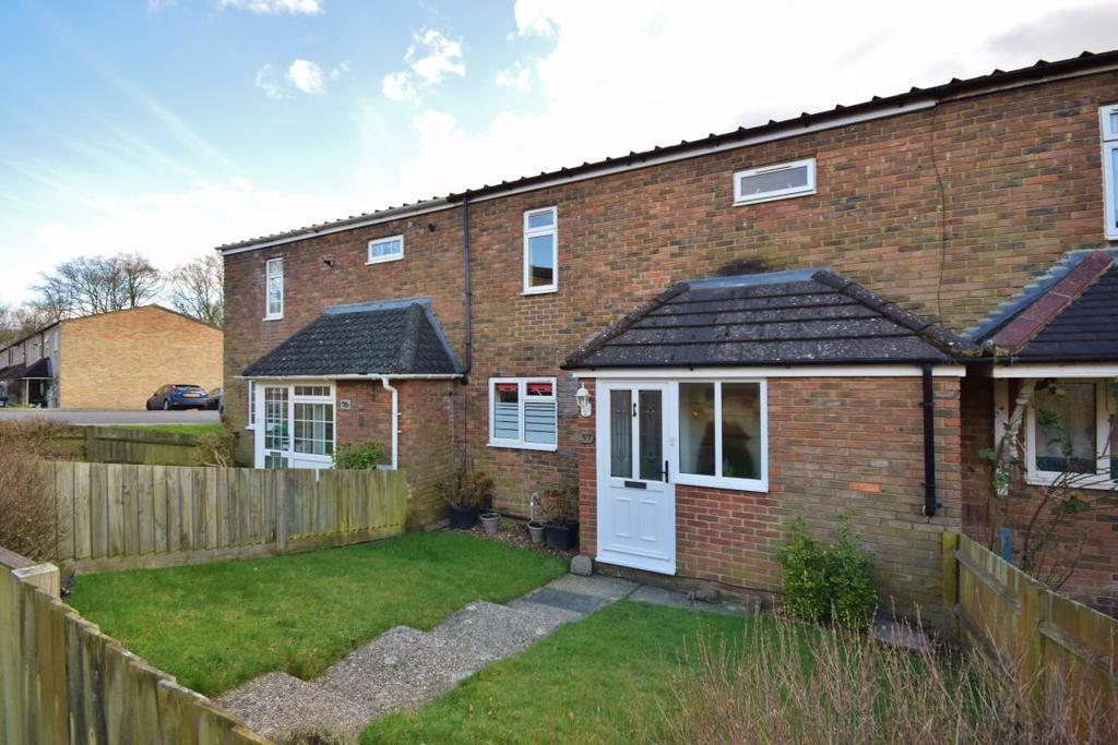 3 Bedrooms Terraced House for sale in Guernsey Close, Basingstoke, RG24