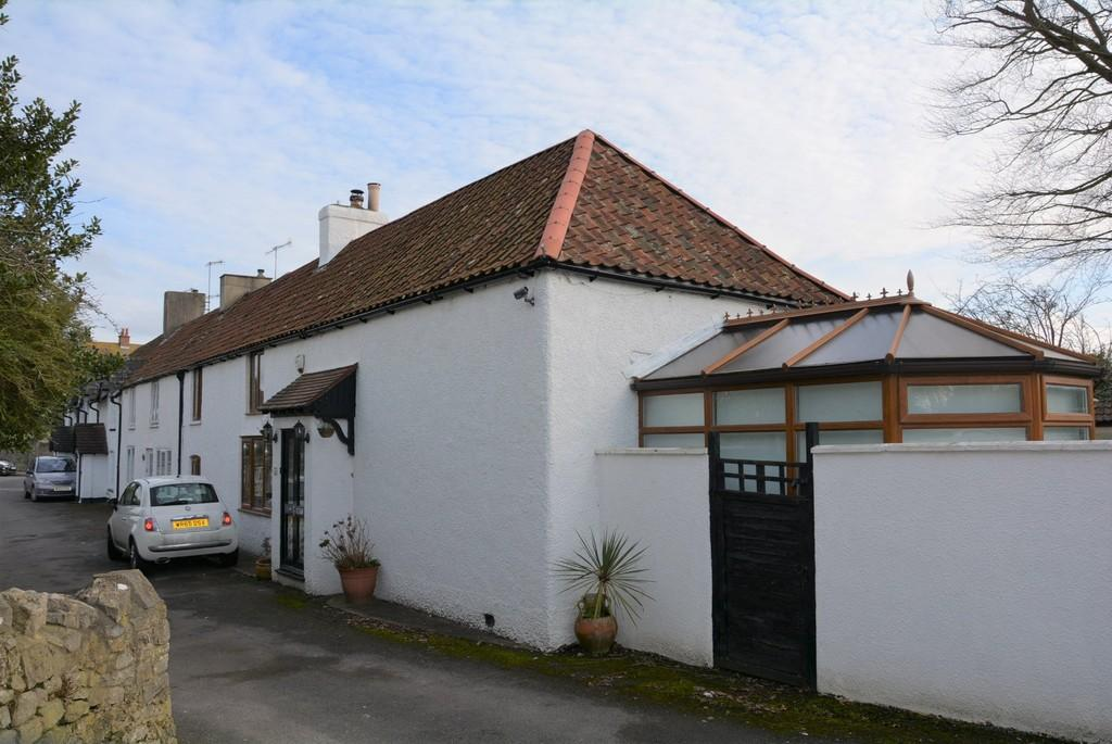 3 Bedrooms Cottage House for sale in Uphill Road South, Weston-super-Mare