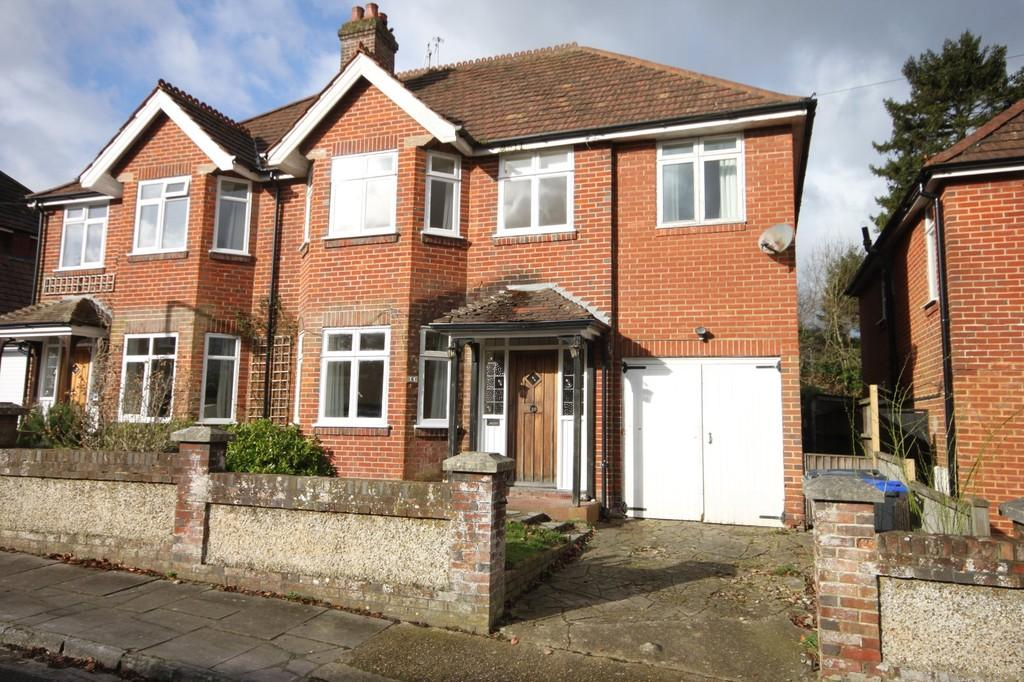 4 Bedrooms Semi Detached House for sale in ST CLAIR ROAD, SALISBURY, WILTSHIRE