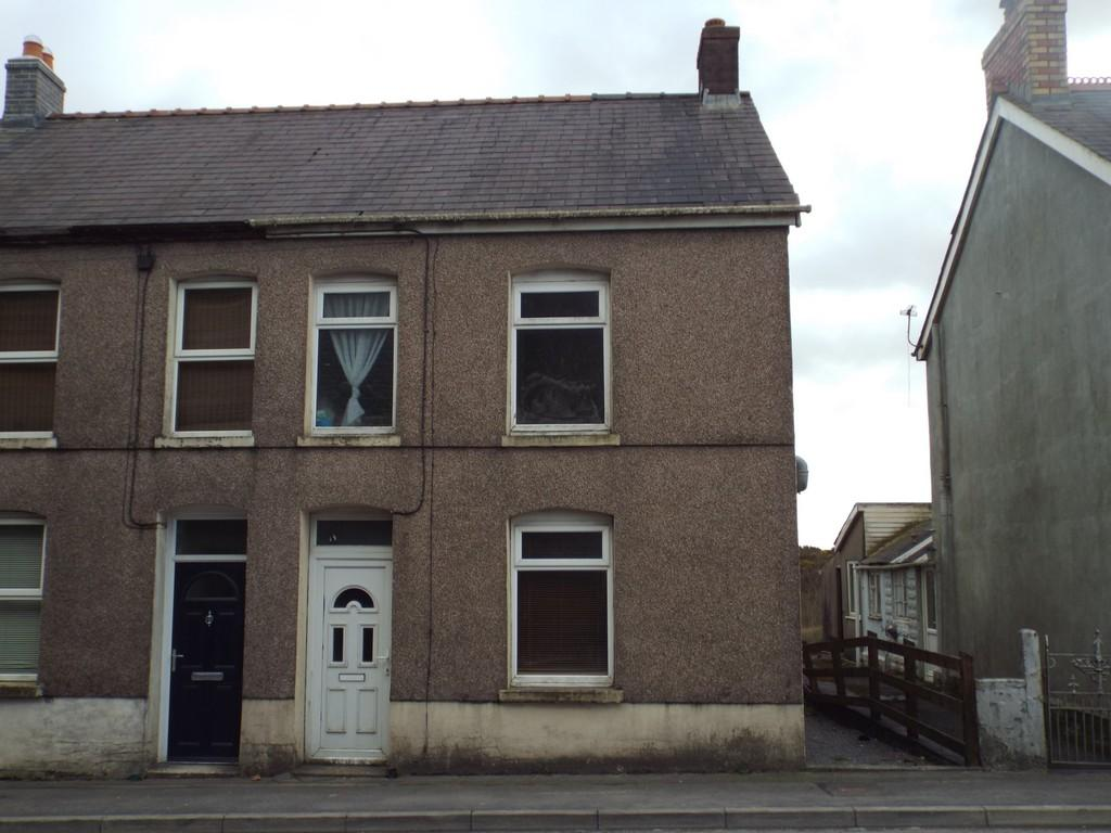 3 Bedrooms Semi Detached House for sale in Norton Road, Penygroes