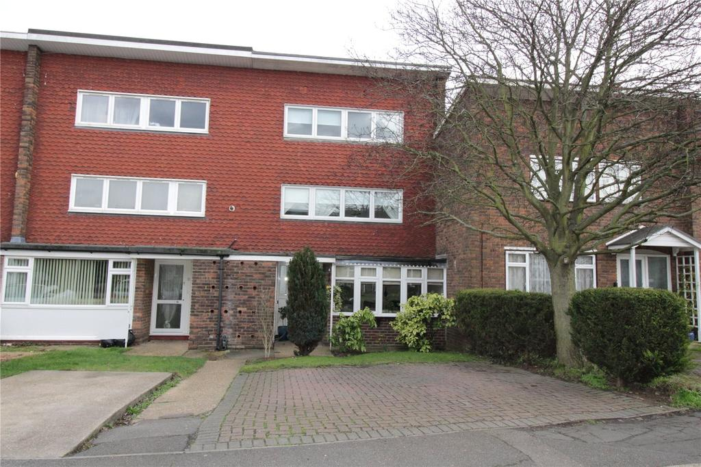 4 Bedrooms Terraced House for sale in Ardleigh, Lee Chapel South, Basildon, Essex, SS16