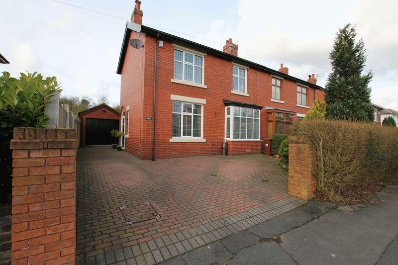 3 Bedrooms Semi Detached House for sale in Windsor Road, Penwortham