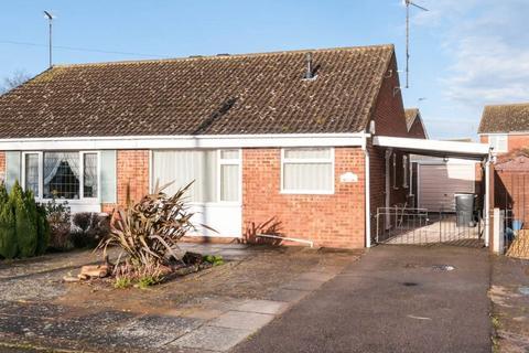 2 bedroom semi-detached bungalow to rent - Hayden Road, Rushden