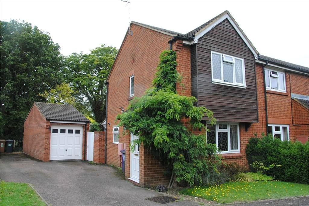 2 Bedrooms End Of Terrace House for sale in Coachmans Lane, BALDOCK, SG7