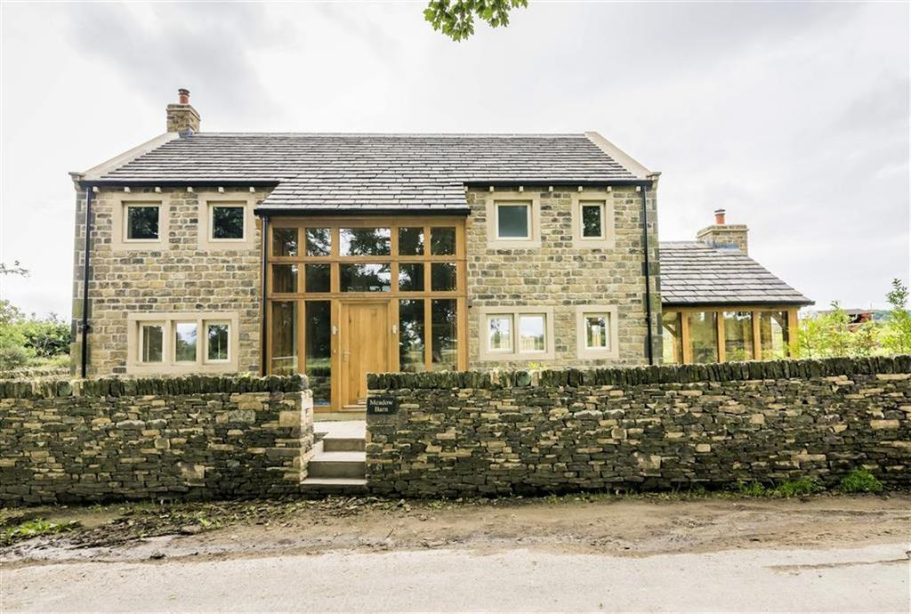 4 Bedrooms Detached House for sale in Manor Road, Farnley Tyas, Huddersfield, HD4
