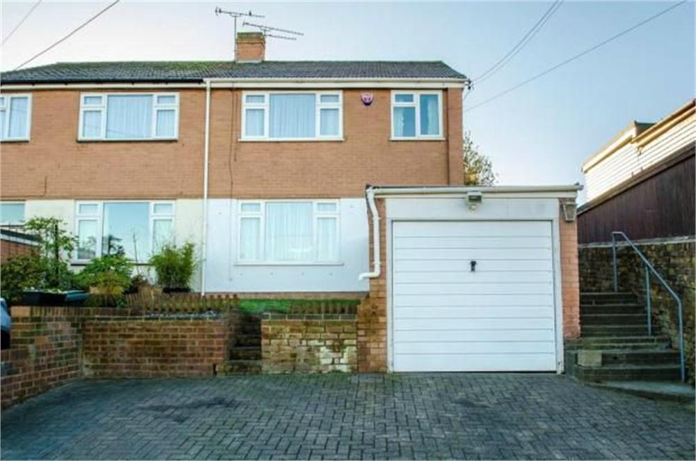 3 Bedrooms Semi Detached House for sale in Hermitage Road, Higham
