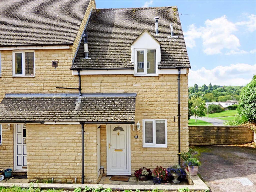 2 Bedrooms End Of Terrace House for sale in William Bliss Avenue, Chipping Norton, Oxfordshire
