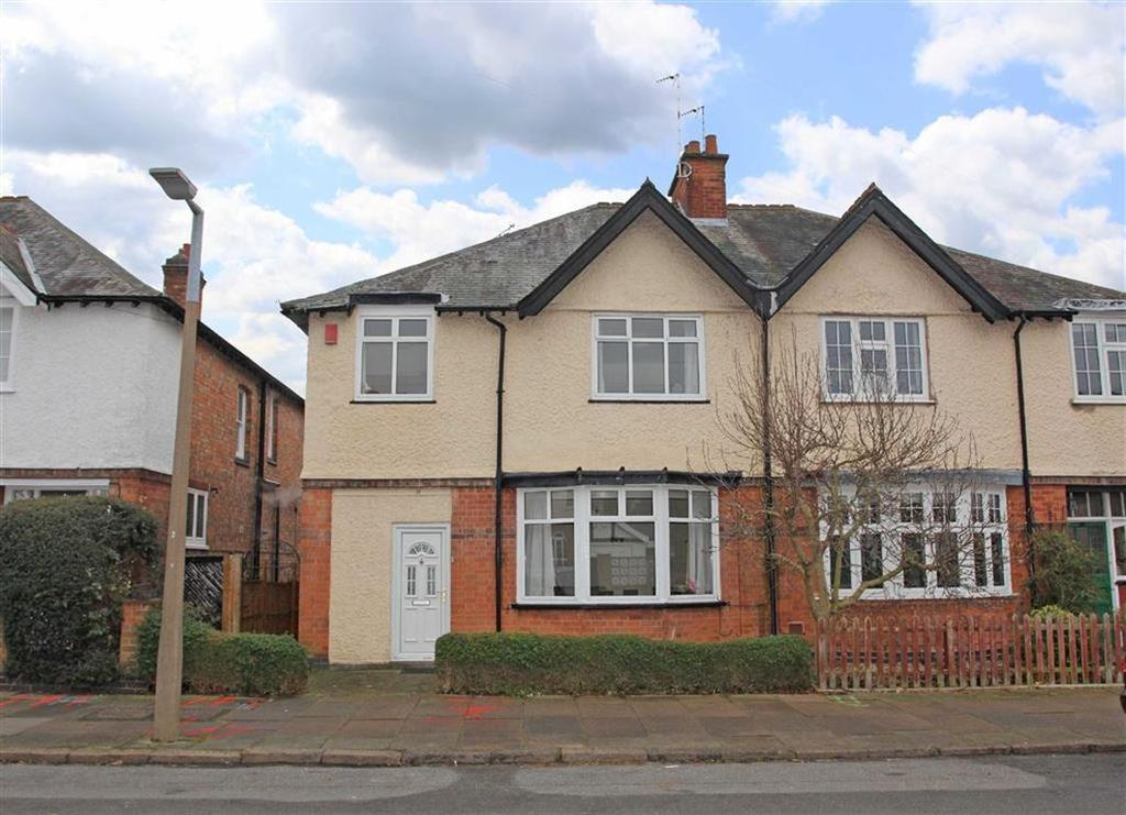 5 Bedrooms Semi Detached House for sale in Westfield Road, Western Park, Leicester