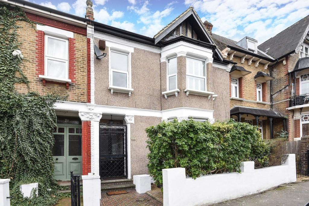 4 Bedrooms Semi Detached House for sale in Morley Road, Lewisham, SE13