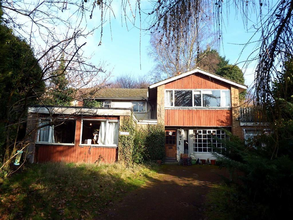 4 Bedrooms Detached House for sale in Hertford Road, Stevenage, Hertfordshire, SG2