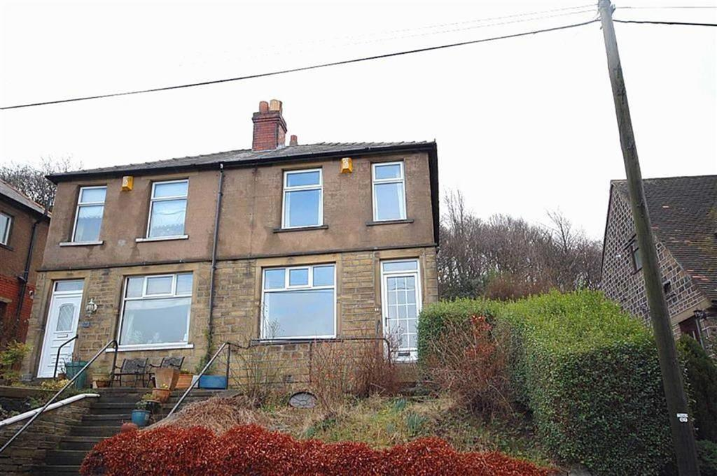 2 Bedrooms Semi Detached House for sale in Forest Road, Dalton, Huddersfield, HD5