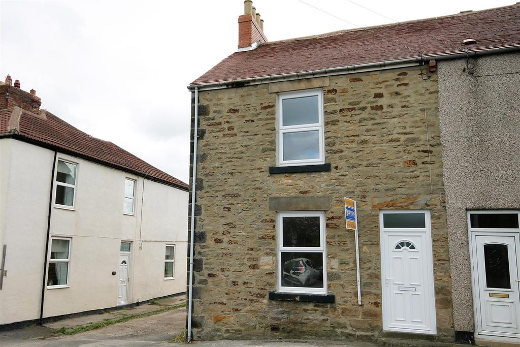2 Bedrooms End Of Terrace House for sale in Thinford Street, Metal Bridge