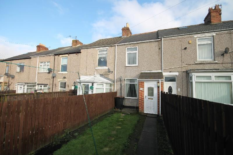 2 Bedrooms Terraced House for sale in South Terrace, Spennymoor