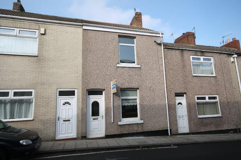 2 Bedrooms Terraced House for sale in Craddock Street, Spennymoor