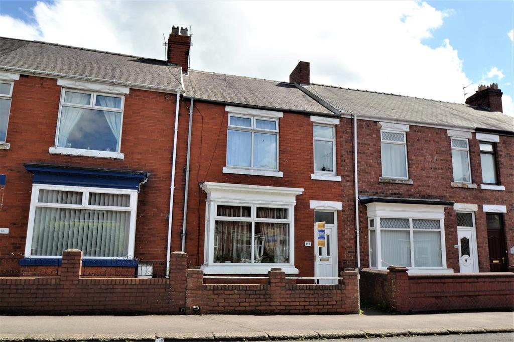 3 Bedrooms Terraced House for sale in Durham Road, Spennymoor