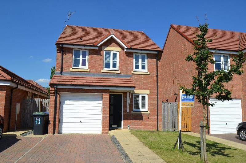 3 Bedrooms Detached House for sale in Rushyford Drive, Chilton