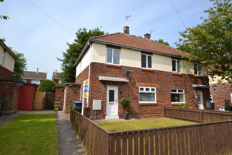 3 Bedrooms Semi Detached House for sale in Lumley Crescent, Ferryhill
