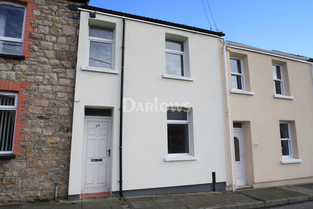 2 Bedrooms Terraced House for sale in Park View, Waunlwyd, Ebbw Vale