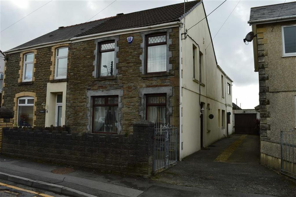 4 Bedrooms Semi Detached House for sale in Bryn Road, Swansea, SA4