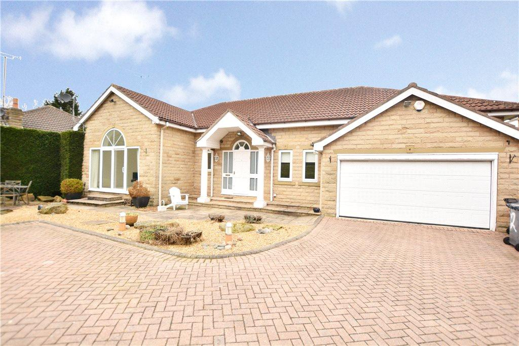 4 Bedrooms Detached House for sale in High Point, Wike Ridge Gardens, Alwoodley, Leeds, West Yorkshire