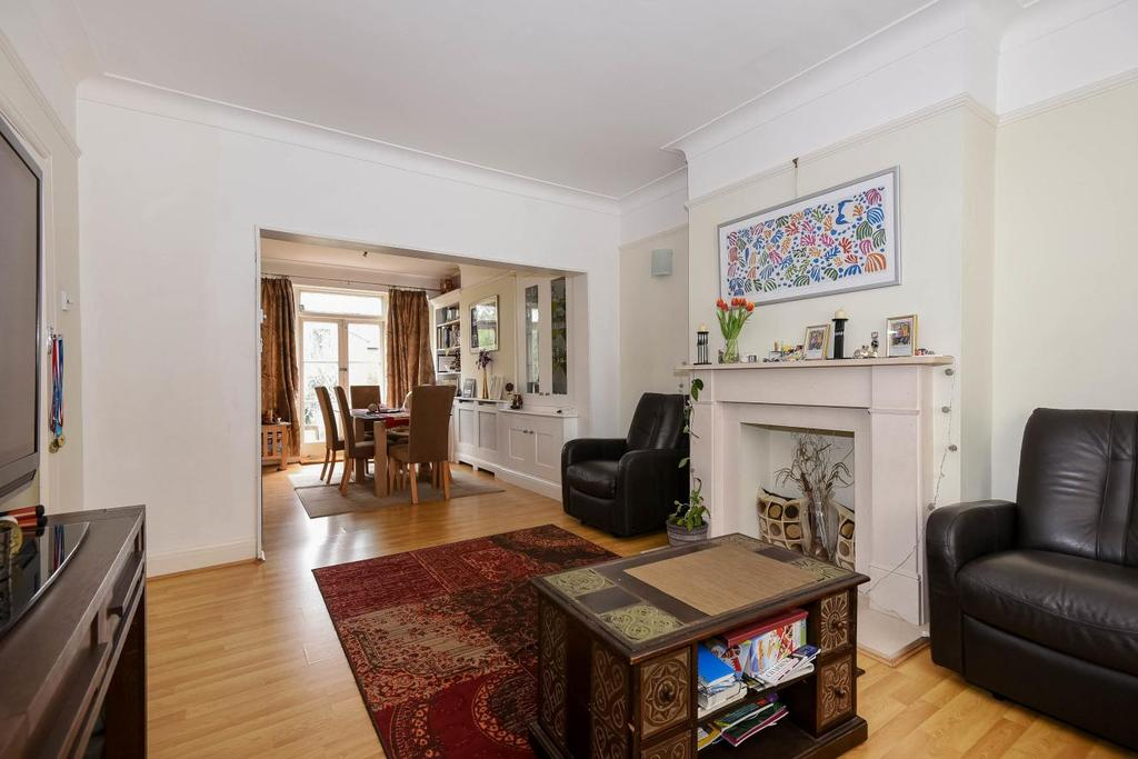4 Bedrooms Terraced House for sale in Glennie Road, West Norwood, SE27