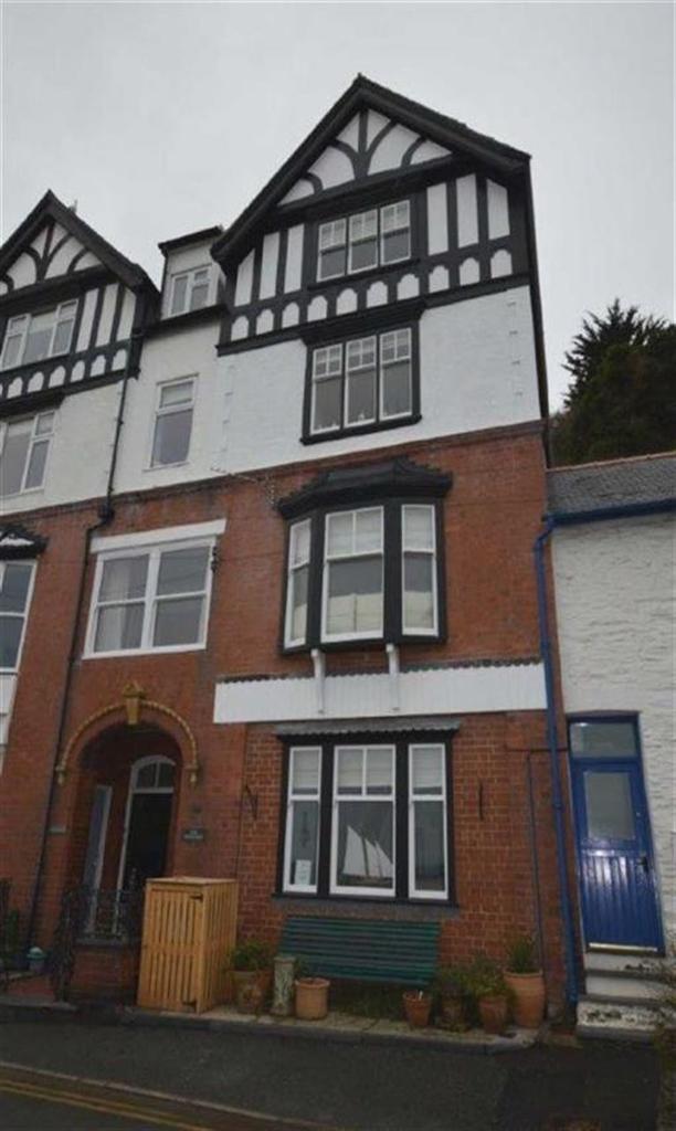 4 Bedrooms Terraced House for sale in The Exchange, 4, Terrace Road, Aberdyfi, Gwynedd, LL35