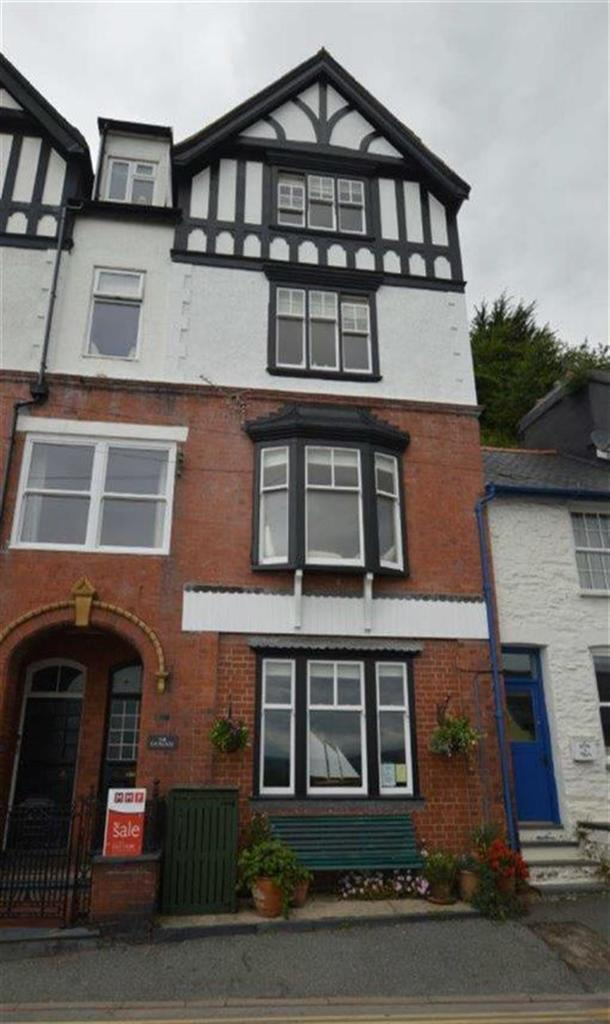 4 Bedrooms Terraced House for sale in The Exchange, 4, Terrace Road, Aberdyfi, Gwynedd, LL35