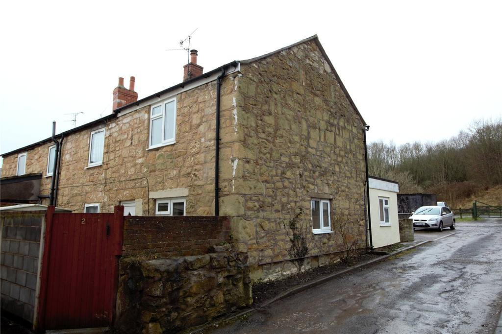 2 Bedrooms Semi Detached House for sale in Temperance Road, Southsea, Wrexham, LL11