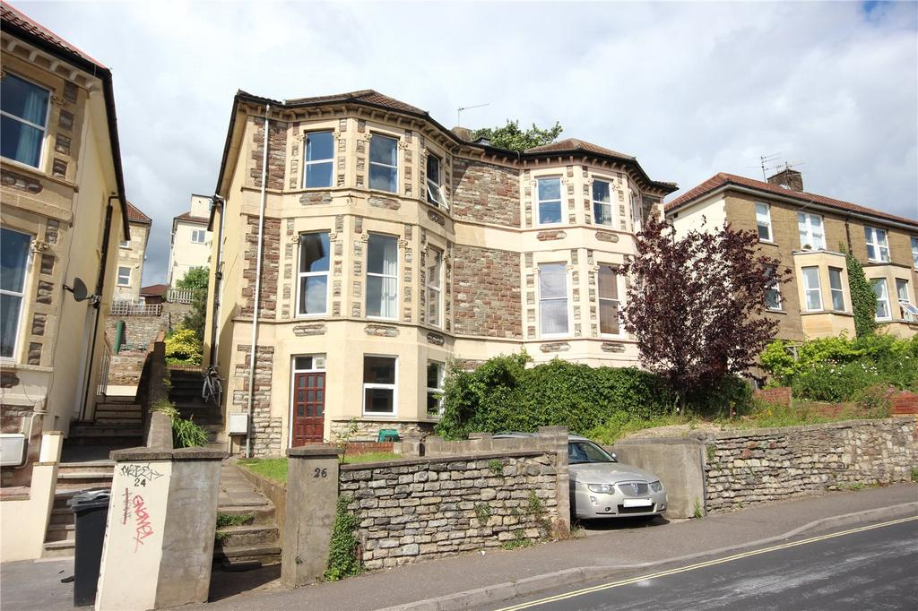 6 Bedrooms Semi Detached House for sale in Cromwell Road, St. Andrews, Bristol, BS6