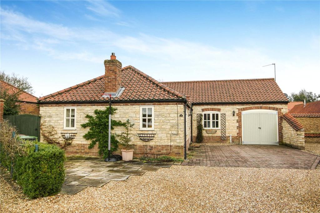 3 Bedrooms Detached Bungalow for sale in The Granaries, Scopwick, Lincoln, Lincolnshire, LN4