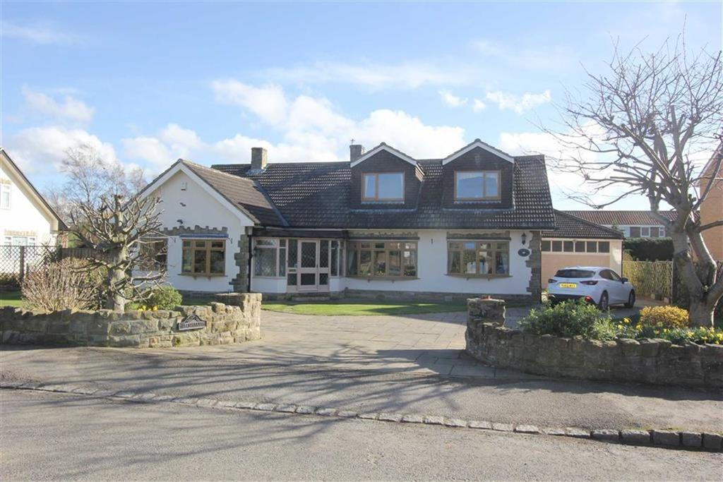 4 Bedrooms Detached Bungalow for sale in Stokesley Road, Hutton Rudby