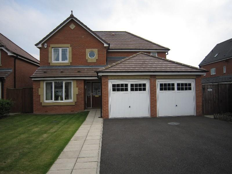 4 Bedrooms Detached House for sale in Inglefield, Hartlepool