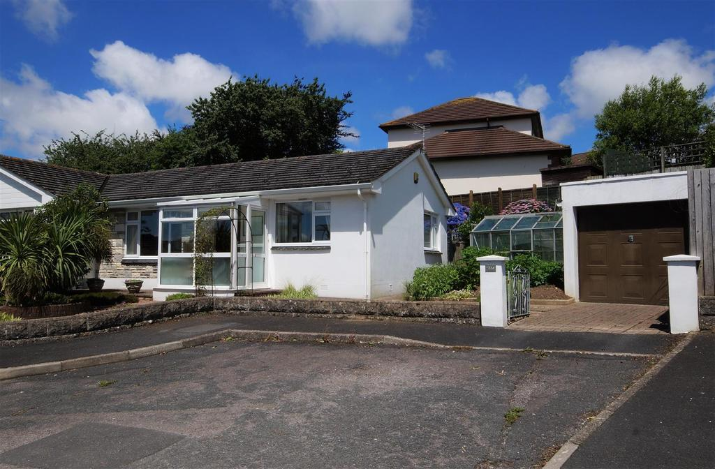 2 Bedrooms Semi Detached Bungalow for sale in Lyddicleave, Bickington, Barnstaple