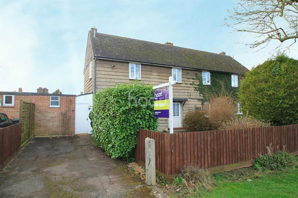 3 Bedrooms Semi Detached House for sale in High Street, Longstanton