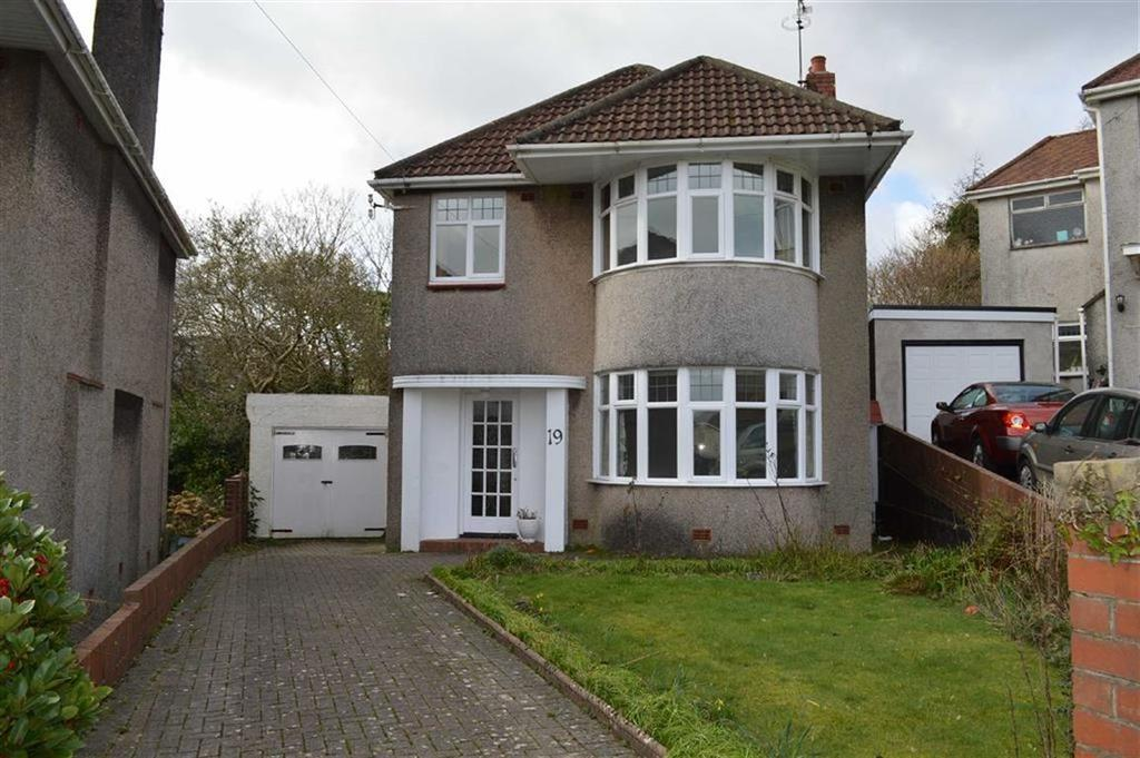 3 Bedrooms Detached House for sale in Glan Yr Afon Gardens, Swansea, SA2