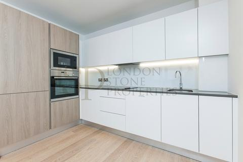 1 bedroom apartment to rent - Imperial Building, Duke of Wellington Way, Royal Arsenal, London SE18