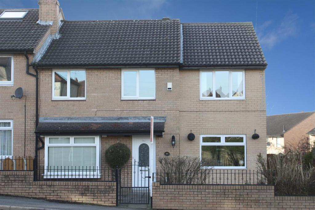 4 Bedrooms Semi Detached House for sale in Waterloo Lane, Bramley