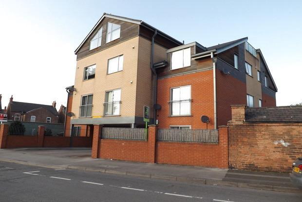 1 Bedroom Apartment Flat for sale in Morris Street, Netherfield, Nottingham, NG4