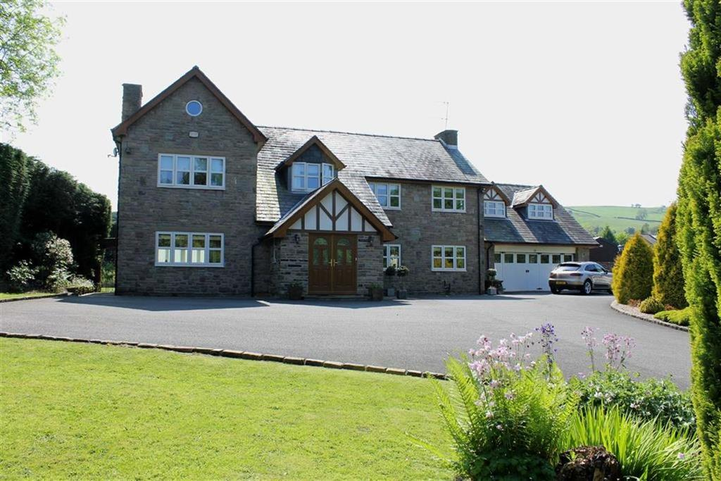 6 Bedrooms Detached House for sale in Calico Lane, Furness Vale, High Peak, Derbyshire