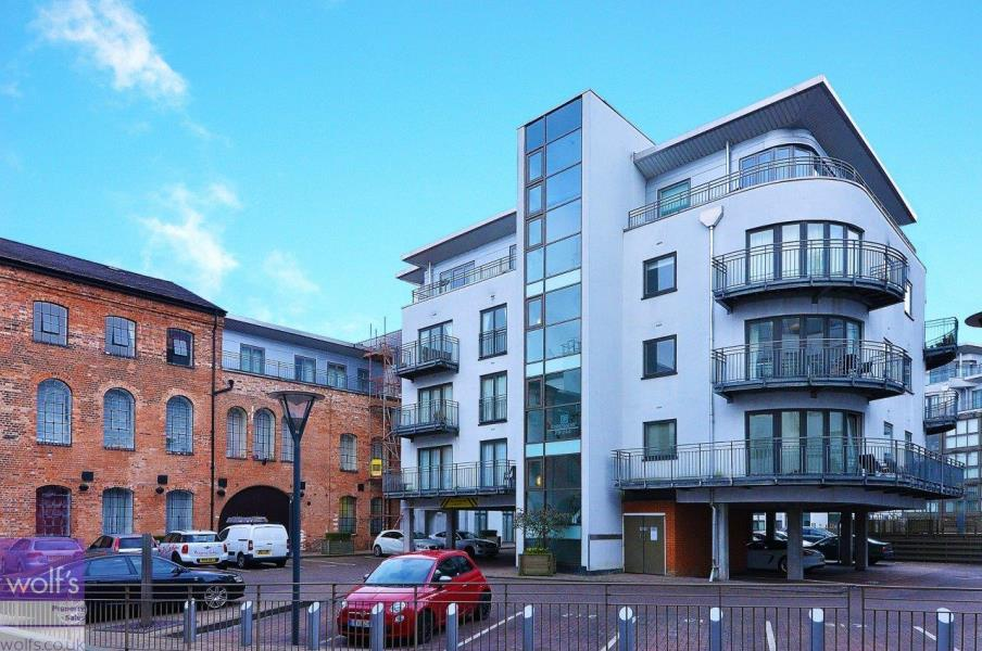 1 Bedroom Flat for sale in Liberty Place, Sheepcote Street, B16