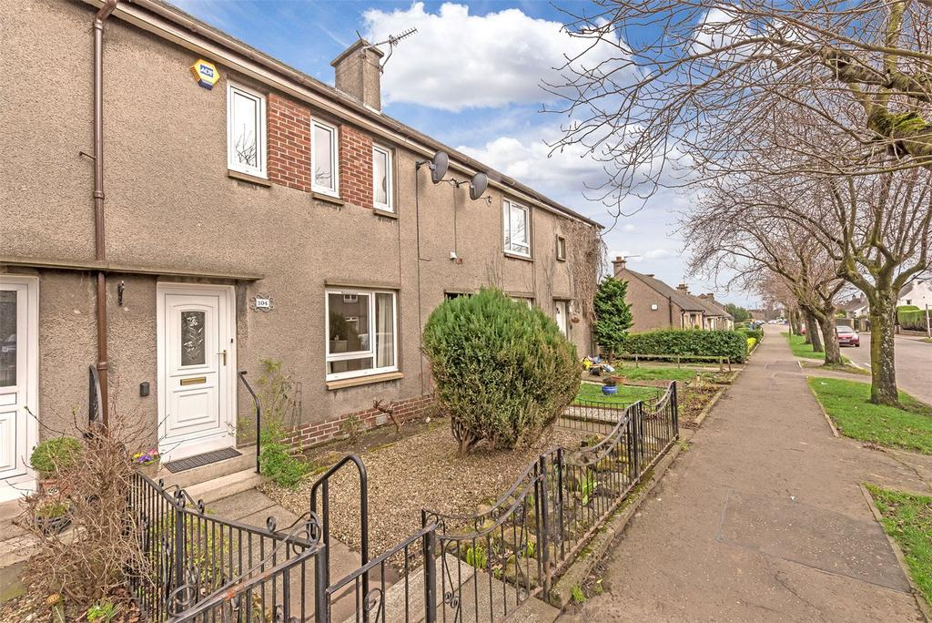 2 Bedrooms Terraced House for sale in 104 Claremont, Alloa, FK10